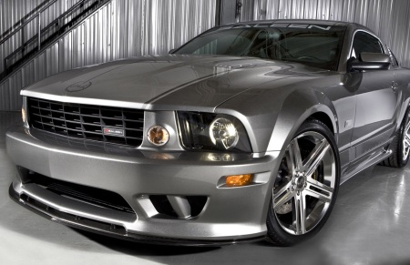 Saleen Sterling Edition Mustang