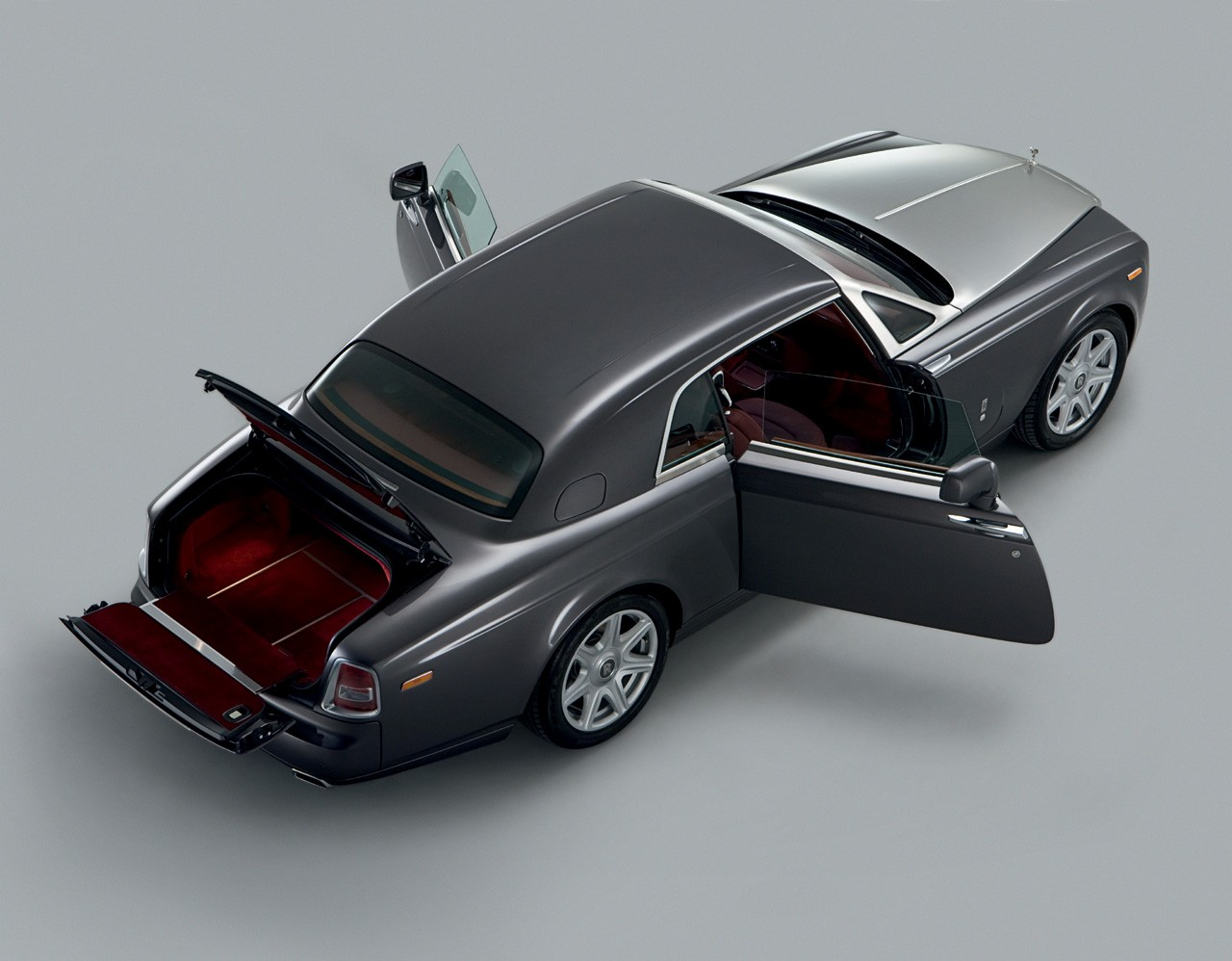 Roll Royce Phantom coupe
