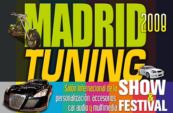 madrid tunning show 2008