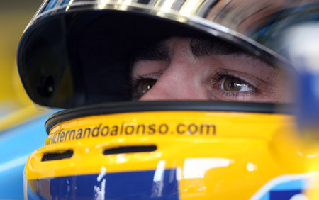 alonso 2008 renault