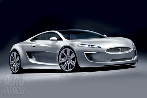 Jaguar on Posible Recreaci  N Del Jaguar Xe
