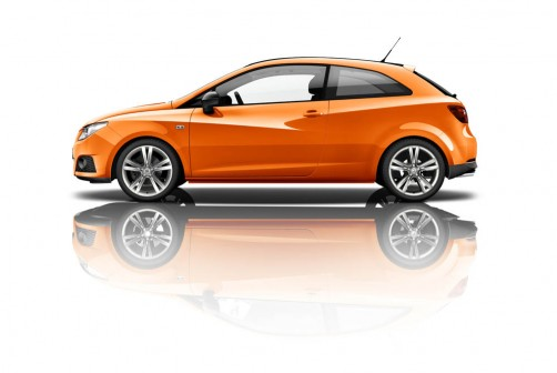 Seat Ibiza Color Edition