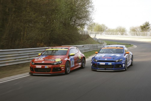 Test Nürburgring 2009