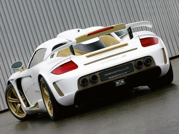 gemballa_mirage gold edition 1