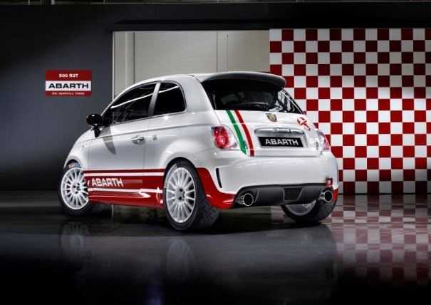 abarth 500 rally 2