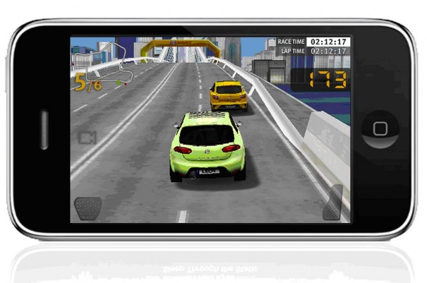seat cupra race  iphone