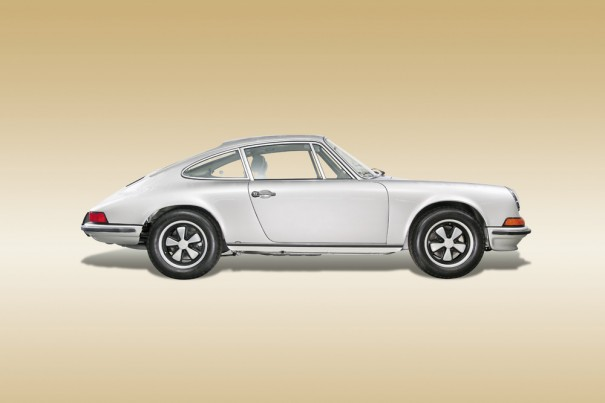 911 T Coupe despues
