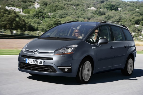 c4 picasso first