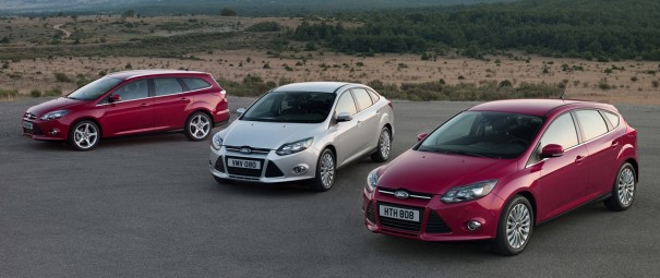 Ford Focus EcoBoost 1.0