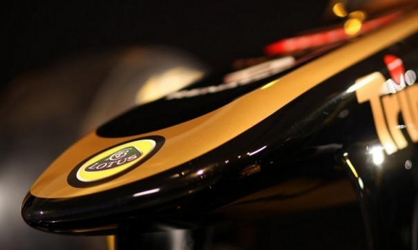 lotus abandona los test f1 2012