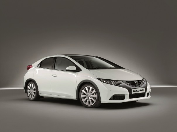 seguridad honda civic 2012