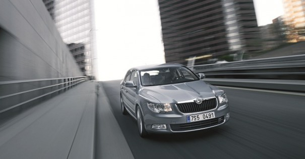Skoda Superb Limited Edition plus