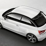 Audi A1 Amplified White