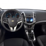 interior Chevrolet Cruze station wagon