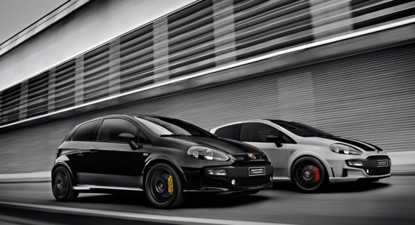 Abarth Punto Supersport Scorpione