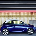 Opel Adam lateral