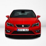 seat leon 2013 frontal