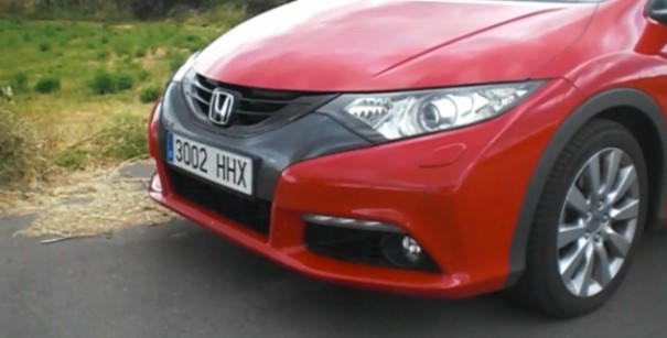 video honda civic