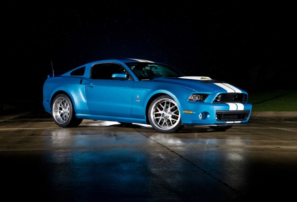 Ford Shelby GT500 Cobra 850 CV