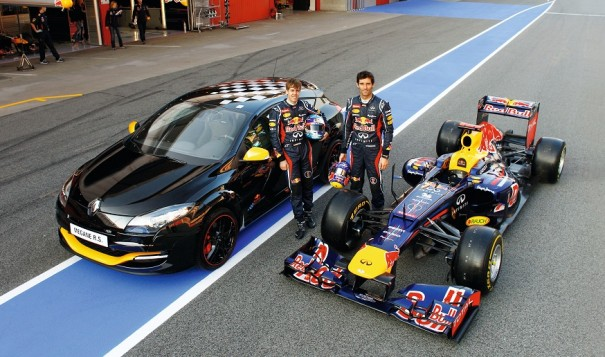 Megane R.S. RED BULL RACING RB7