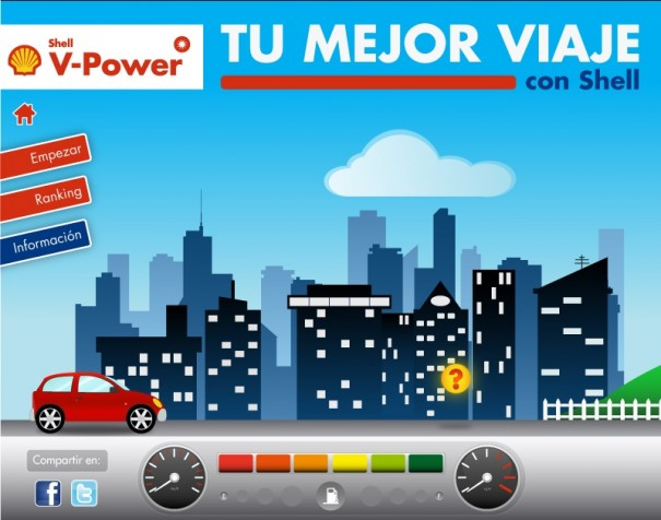 SHELL V-POWER APP