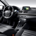 interior renault fluence