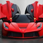 laferrari frontal
