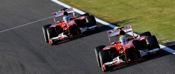 alonso massa gp japon 2013