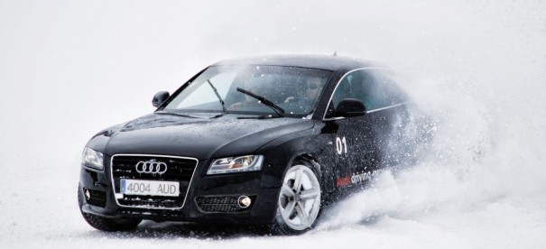 audi winter experience 2014