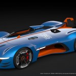ALPINE VISION GRAN TURISMO PLAY STATION