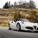 Alfa Romeo 4C DESCAPOTABLE 2015