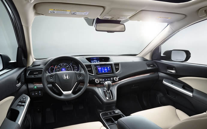 honda cr v 2015 interior