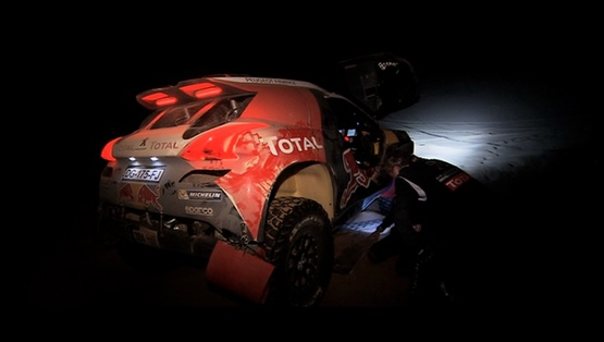 sainz dakar 2015 accidente