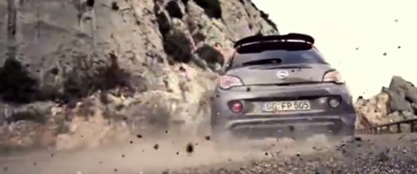 video opel adam S
