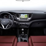 Hyunday Tucson 2015 interior