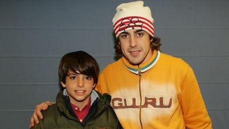 fernando alonso carlos sainz jr