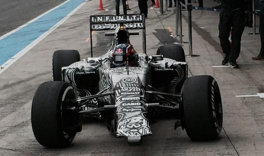 red bull rb11 sin aleron