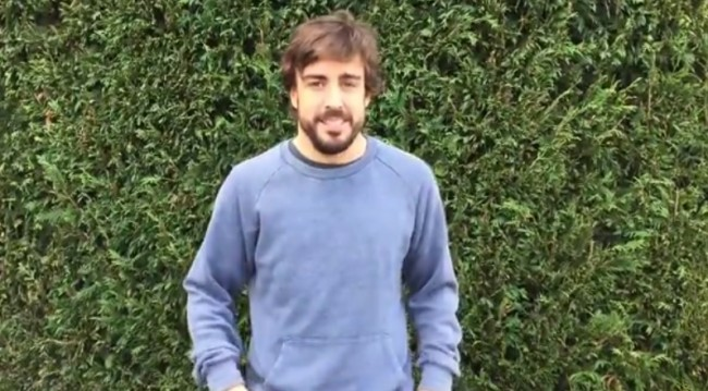 video fernando alonso