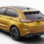 Ford Edge S 2015