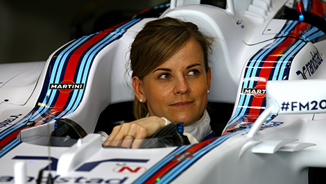 susie wolff williams