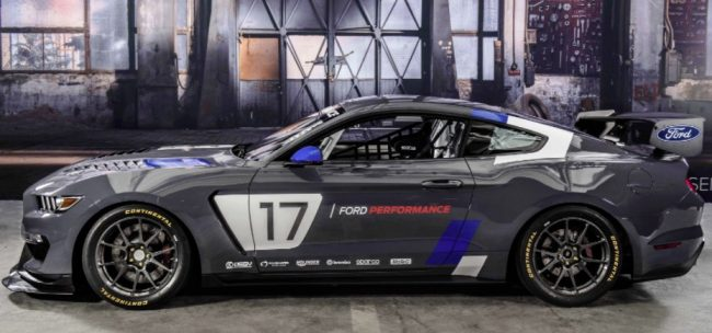 ford mustang gt-4