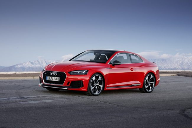 audi rs5 coupe 2017 frontal