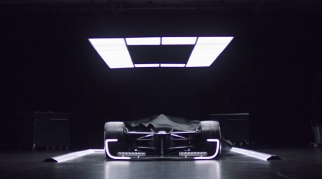 Renault Sport ZF1 frontal